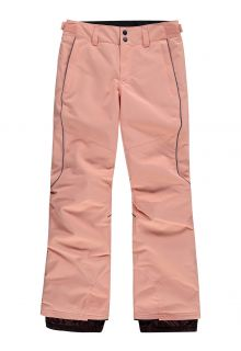 O'Neill---Ski-pants-for-girls---Charm---Salmon