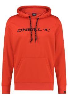 O'Neill---Fleece-Hoodie-pullover-for-men---Rutile-OTH---Fiery-Red