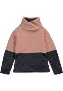 O'Neill---Fleece-pullover-for-girls---Hazel---Salmon