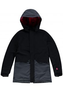 O'Neill---Ski-jacket-for-girls---Zeolite---Black-Out