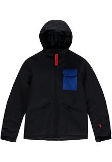O'Neill---Ski-jacket-for-boys---Utility---Black-Out