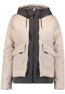 O'Neill---Ski-jacket-for-women---Short-Azurite---Chateau-Gray
