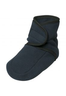 Playshoes---Fleece-shoes-for-kids---Navy