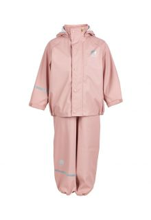 CeLaVi---Rain-suit-for-children---Vintage-Pink
