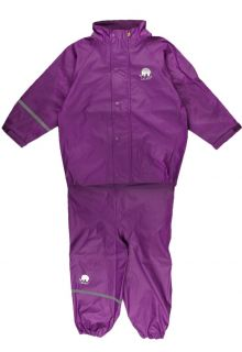 CeLaVi---Rainsuit-for-Kids---Purple