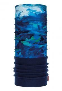 Buff---Polar-Tube-scarf-High-Mountain-for-children---Blue/Multi