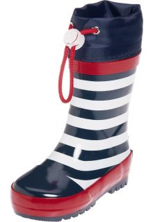 Playshoes---Rubber-Boots-Maritime---Navy/white