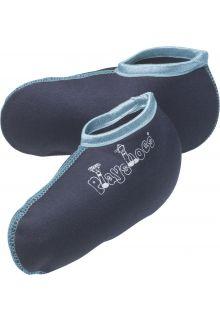 Playshoes---Short-Fleece-socks-for-Rainboots---Navy