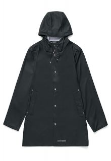 Stutterheim---Lightweight-raincoat-for-adults---Stockholm-LW---Black