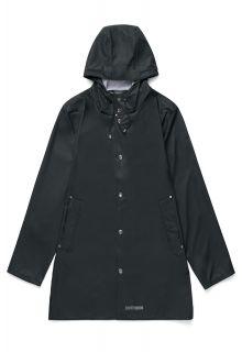 Stutterheim---Lightweight-raincoat-for-adults---Stockholm-LW---Black