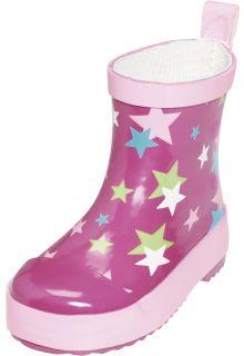 Playshoes---Short-Rainboots---Pink-Stars