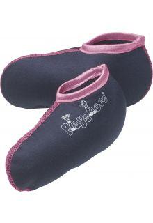 Playshoes---Short-Fleece-socks-for-Rainboots---Pink