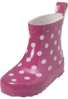 Playshoes---Short-Rainboots---Pink-Dots