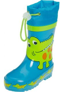 Playshoes---Rainboots-with-drawstring---Crocodile