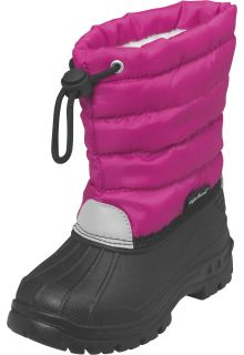 Playshoes---Winter-boots-with-elastic-cord---Pink