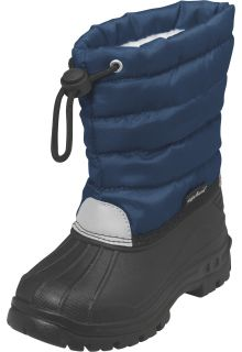 Playshoes---Winter-boots-with-elastic-cord---Navy