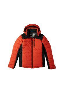 O'Neill---Igneous-Ski-jacket-for-kids---Cherry-Tomato