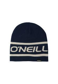 O'Neill---Reversible-logo-beanie-for-men---Ink-Blue