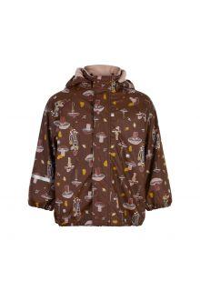 CeLaVi---Rain-jacket-with-fleece-for-kids---Autumn---Rocky-road