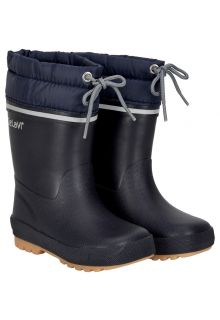 CeLaVi---Snowboots-with-fleece-lining-for-kids---Thermal---Dark-blue