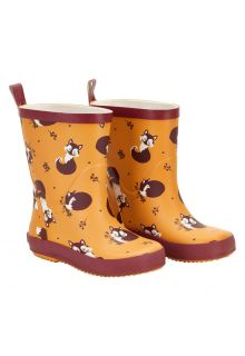 CeLaVi---Wellington-boots-for-kids---Fox---Mineral-yellow