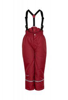 CeLaVi---Ski-pants-for-kids---Solid---Dark-red