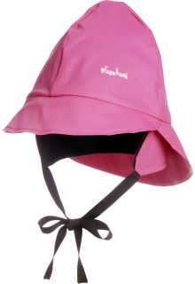 Playshoes---Rain-cap-with-fleece---Pink