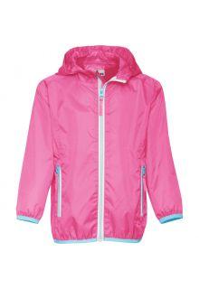 Playshoes---Rainjacket-for-kids---Foldable---Pink