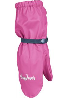 Playshoes---Gloves-with-fleece---Pink