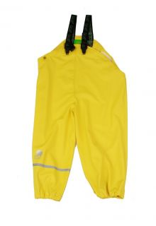 CeLaVi---Rain-Bib-Pants-for-Kids---Yellow