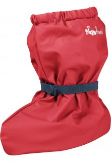 Playshoes---Overshoes-with-fleece-for-babies---Red