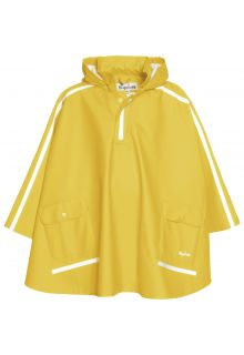 Playshoes---Raincape-with-extra-long-back-for-kids---Yellow