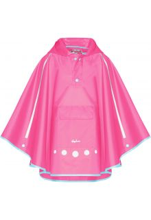 Playshoes---Rainponcho-for-kids---Foldable---Pink
