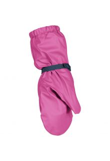 Playshoes---Rain-gloves-with-fleece-lining-for-kids---Pink