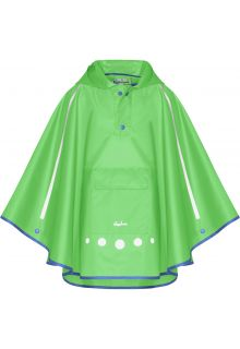 Playshoes---Rainponcho-for-kids---Foldable---Green