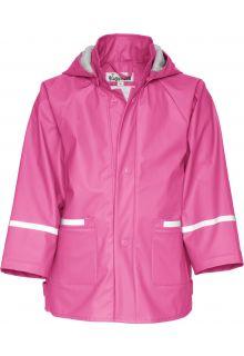 Playshoes---Rain-Jacket-Basic---Pink
