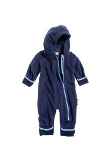 Playshoes---Fleece-overall-in-contrasting-colours-for-babies---Navy