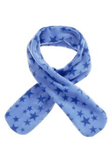 Playshoes---Fleece-scarf-for-kids---Onesize---Stars---Blue