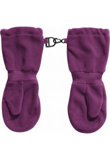 Playshoes---Fleece-Mittens---Purple