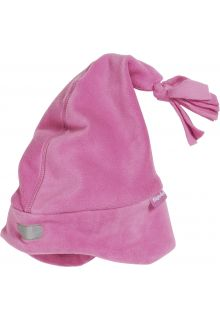 Playshoes---Fleece-hat-with-reflector---Pink