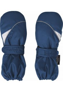 Playshoes---Winter-Mittens-with-velcro---Navy