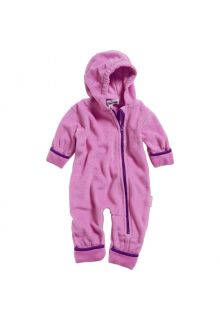 Playshoes---Fleece-overall-in-contrasting-colours-for-babies---Pink
