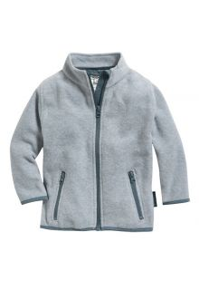 Playshoes---Fleece-jacket-for-kids---Grey/melange