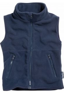 Playshoes---Fleece-vest-sleeveless---Navy
