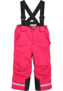 Playshoes---Winter-pants-with-suspenders---Pink