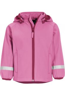 Playshoes---Softshell-Jacket-for-kids--Pink