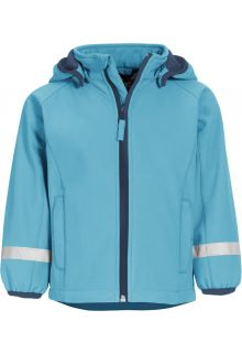 Playshoes---Softshell-Jacket-for-kids--Aqua-blue