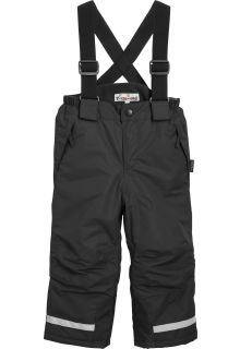 Playshoes---Winter-pants-with-suspenders---Black