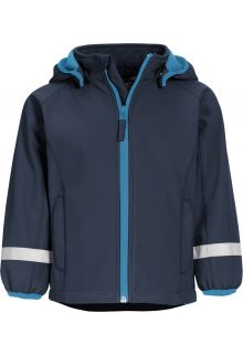 Playshoes---Softshell-Jacket-for-kids---Navy