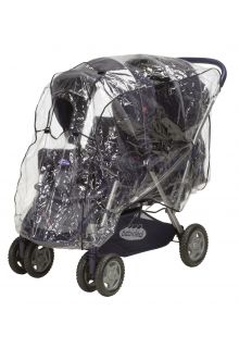 Playshoes---Universal-Rain-Cover-for-Tandem-Stroller---transparent